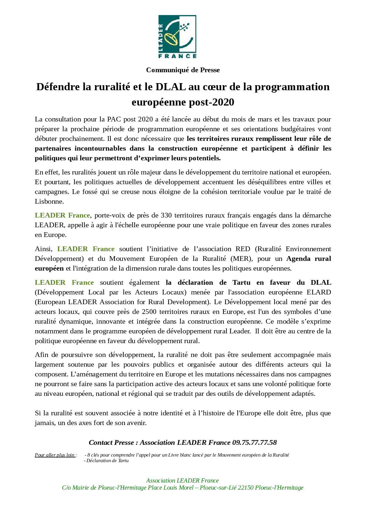 sports shoes f0d0f e8084 Leader France   Communiqué de presse-page-001 - Leader France